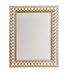 Espejo rectangular 59x49cm.