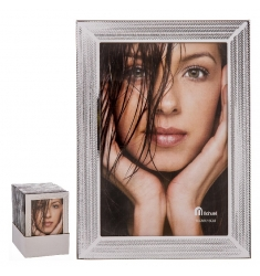Portafotos 10x15 aluminio VELAZQUEZ