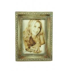 Portafoto 10x15 clásico madera