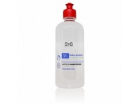 GEL HIDROALCOHOLICO 500ml.CON ALOE VERA