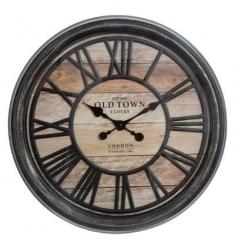 Reloj de resina 50cm.