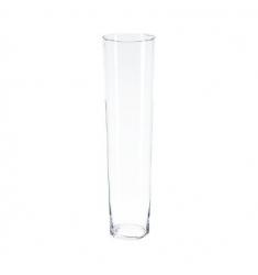 Florero cónico cristal 70cm