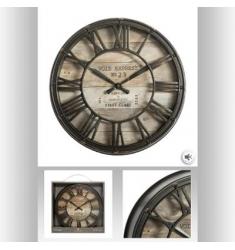Reloj en resina de 21cm