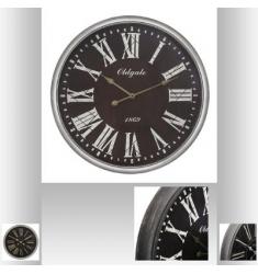 Reloj en resina y cristal 76cm