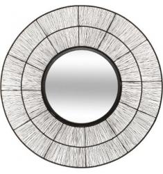 Espejo Metal D 76cm
