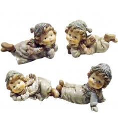 Figuras de niños