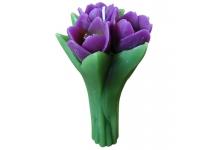 Vela 3 Tulipanes