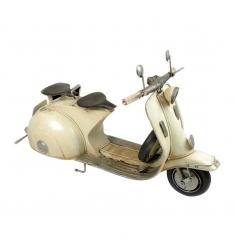 Moto Lambretta Antigua