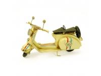 Moto Antigua Lambretta