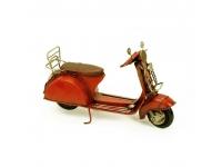 Moto Vespa Antigua