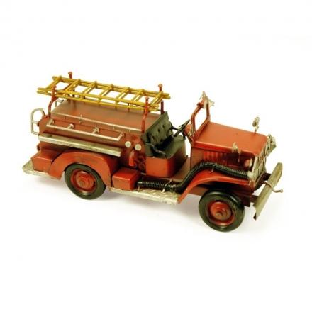 Maqueta Camión Bomberos