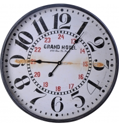 Reloj pared 68cm. GRAND HOTEL
