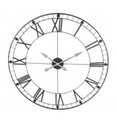 Reloj en forja de pared 88cm.