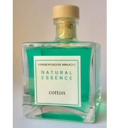 Ambientador 100ml. cuadrado COTTON