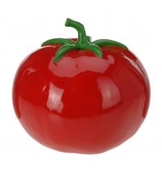 Figura tomate resina 15x15cm.