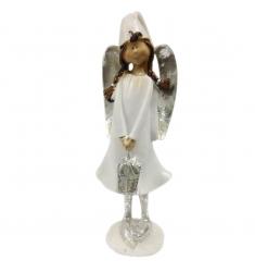 Angel con bolso