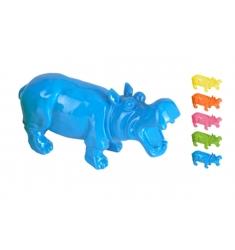 Figura hipopótamo 16cm.