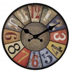 Reloj redondo pared 31cm.