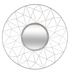 Espejo de metal d50  color surtido