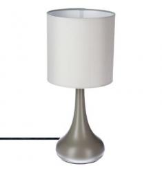 Lámpara táctil metal Topo H33