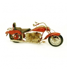 Moto Antigua Choper