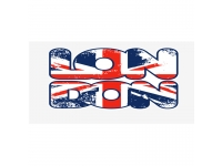 Silueta cuadro LONDRES 1 - 60x120cm.